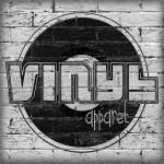Vinyl Logo Square